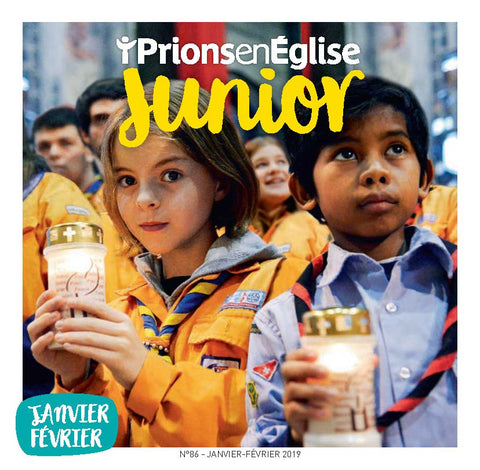 Prions en Église Junior // 1903ECJ