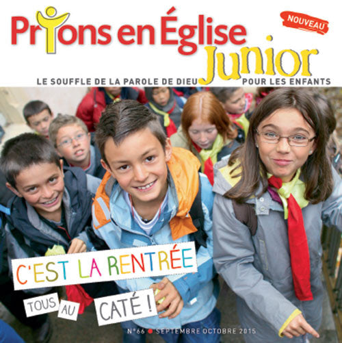 Prions en Église Junior // promo SD1510