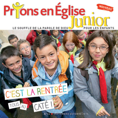 Prions en Église Junior // promo 1512NO15