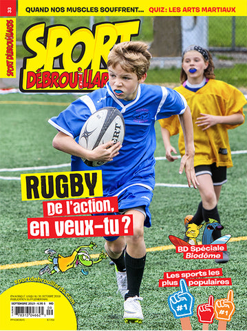 SPORT DEBROUILLARDS NO 33 - SEPTEMBRE 2019