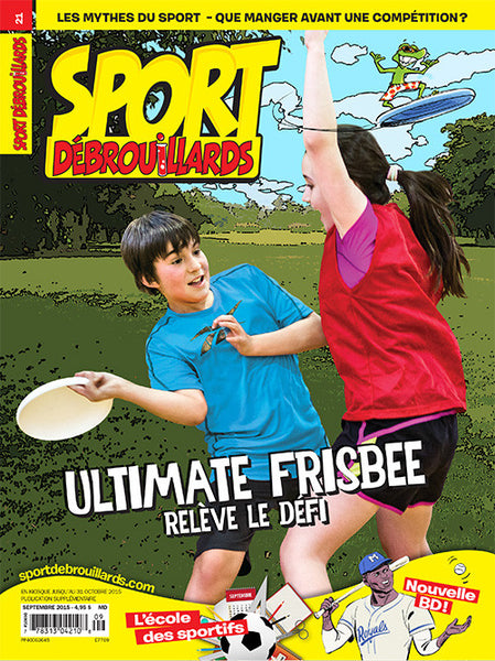 SPORT DEBROUILLARDS NO 21 - SEPTEMBRE 2015