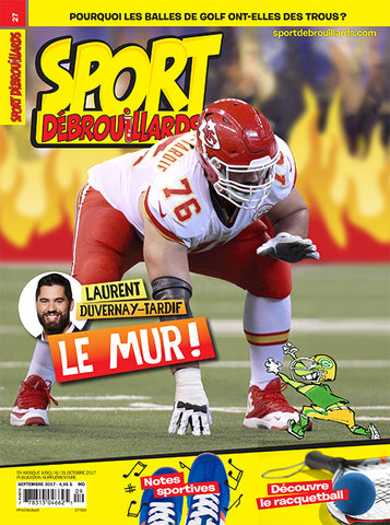 SPORT DEBROUILLARDS NO 27 - SEPTEMBRE 2017