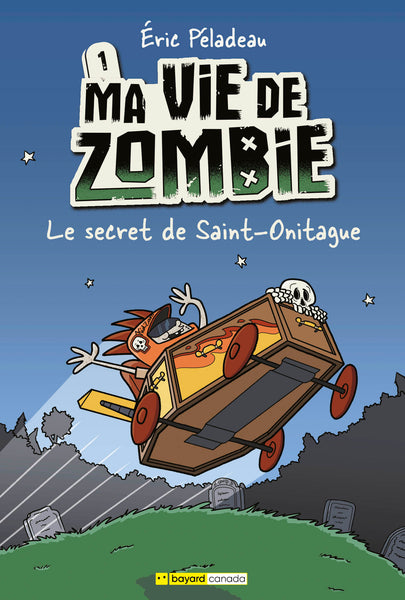 Le secret de Saint-Onitague (PDF numérique)