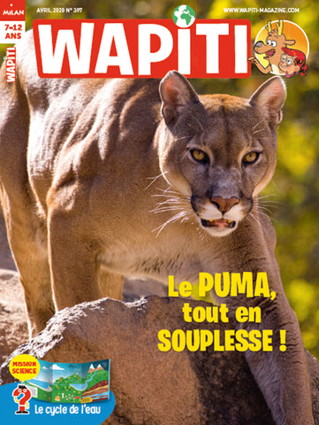 WAPITI NO 397 - AVRIL 2020