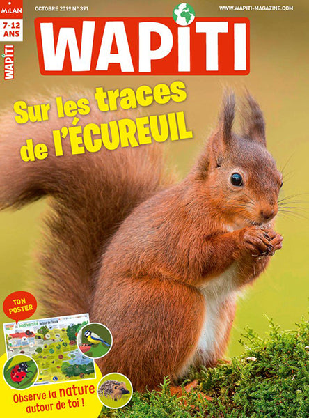 WAPITI NO 391 - OCTOBRE 2019