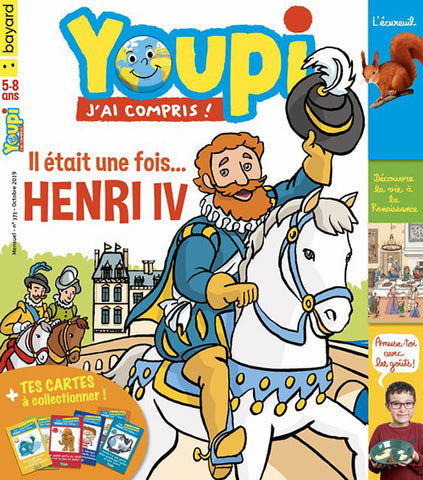 YOUPI NO 373 - OCTOBRE 2019