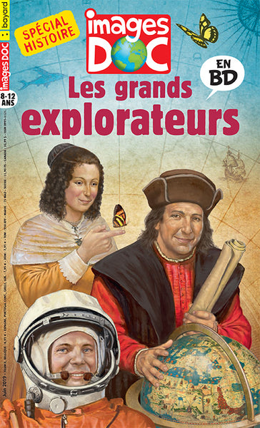 IMAGES DOC LES GRANDS EXPLORATEURS