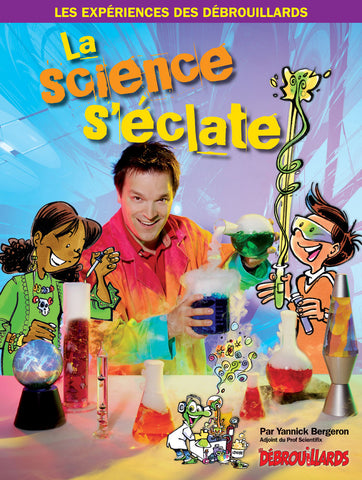 La science s'éclate