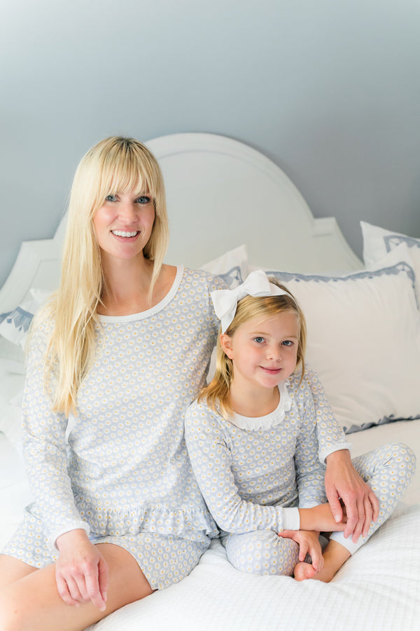 Kathryn Women's Pima Cotton Pajama Set - Spring 2021