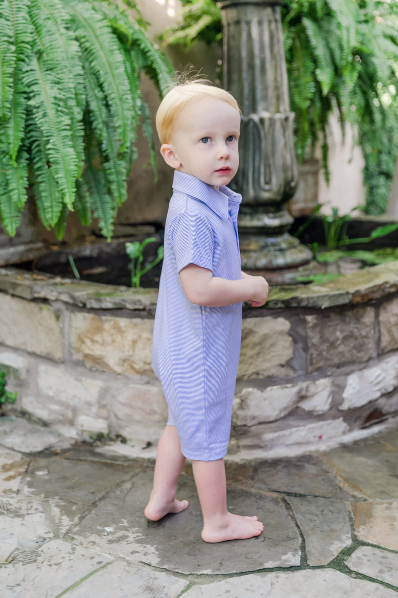 Tripp Polo Shortall - Stripes