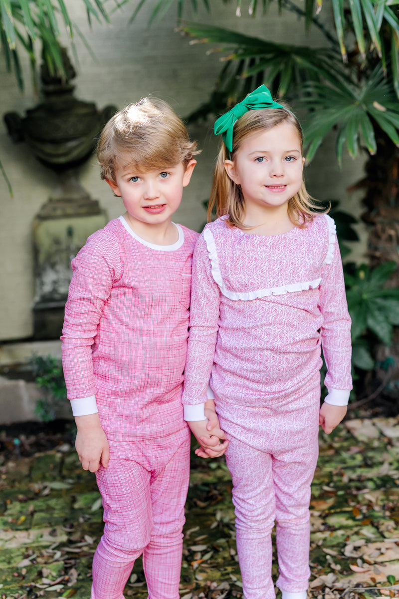 Bradford Pocket Two-Piece Pajama Set - Holiday 2020