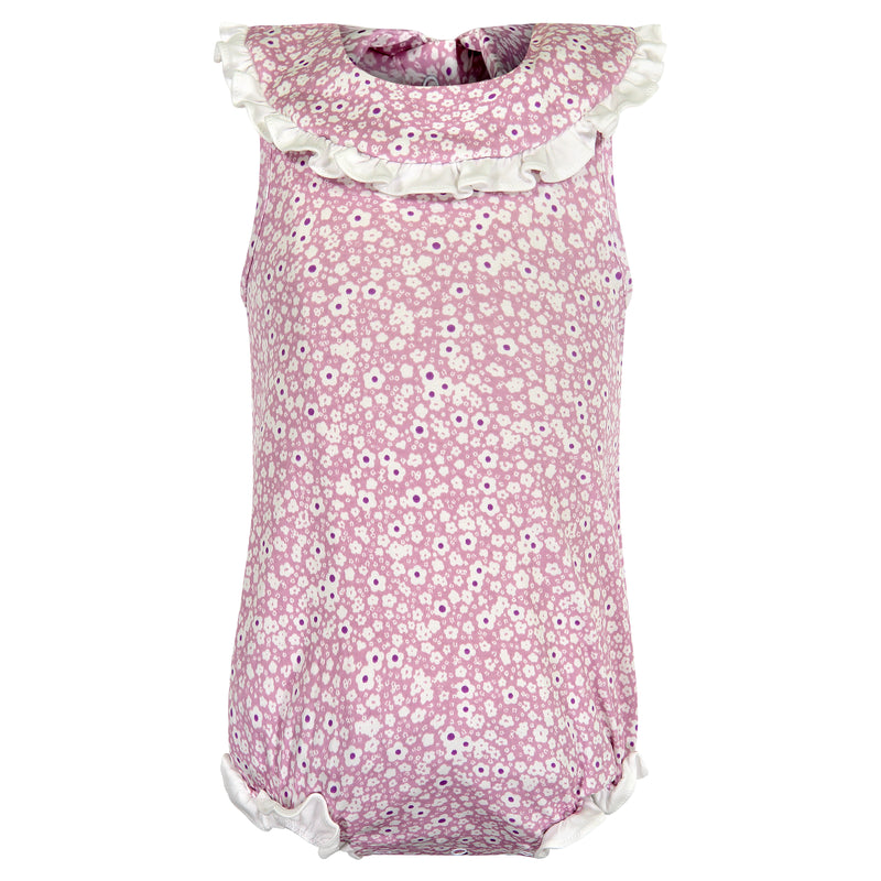 Adele Girls' Pima Cotton Bubble - Spring 2021