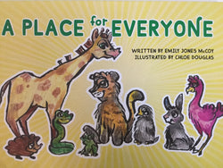 A Place for Everyone - Hardcover Book