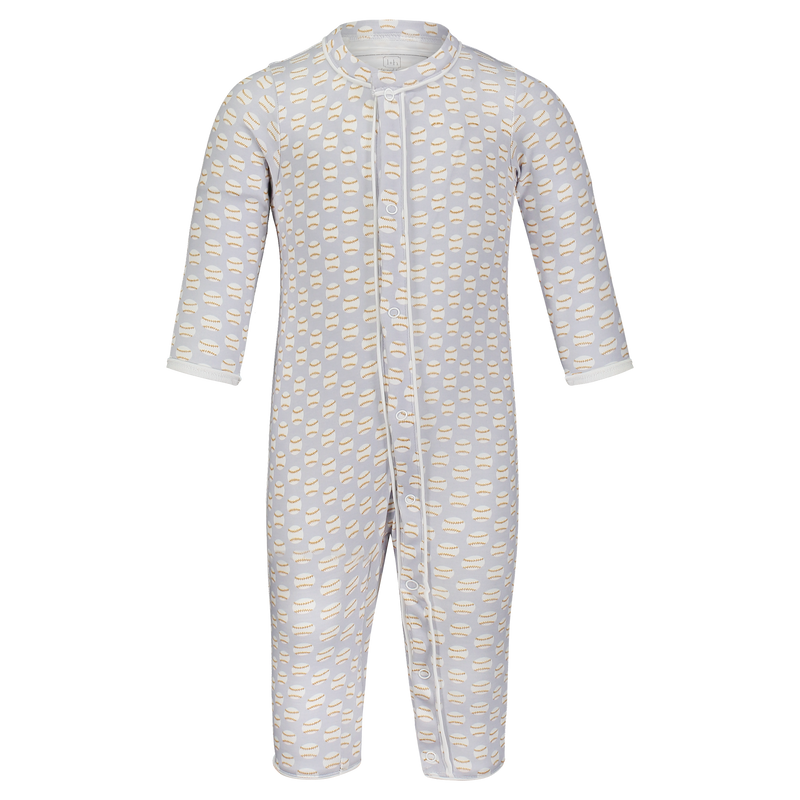 Graham Boys' Pima Cotton Romper for Boys - Spring 2021
