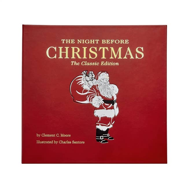 """The Night Before Christmas: The Classic Edition"" Book by Clement C. Moore"