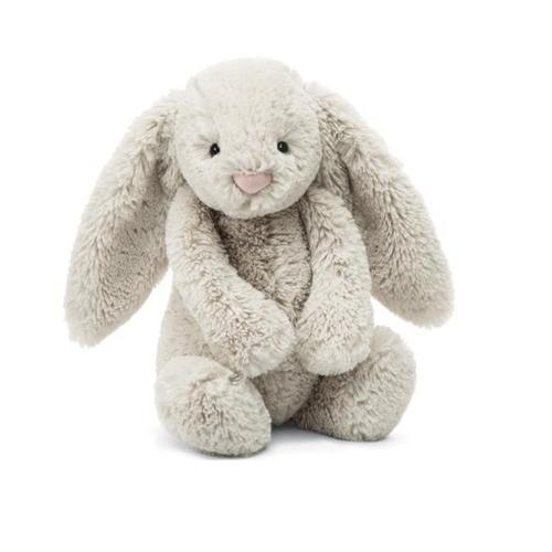 Bashful Oatmeal Bunny Huge by Jellycat