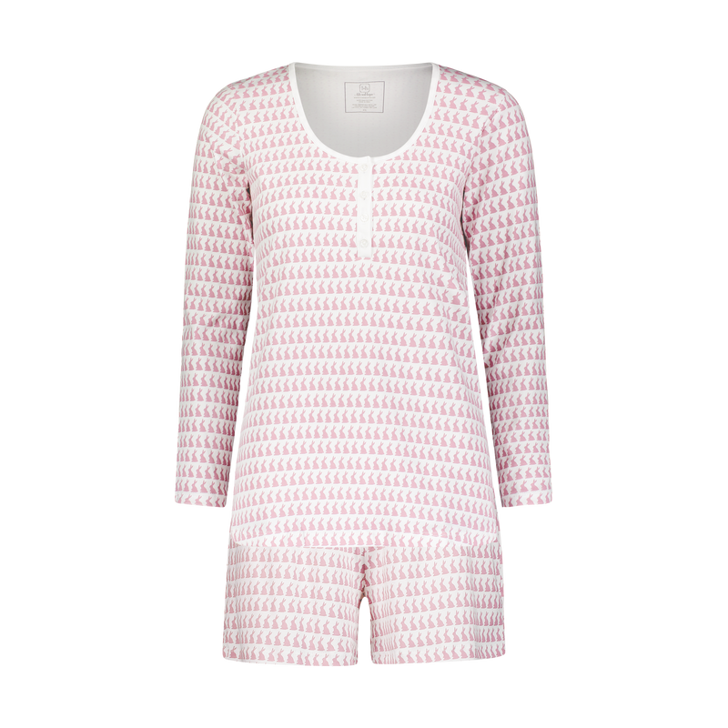 Marty Womens' Pima Cotton Pajama Short Set - Spring 2021
