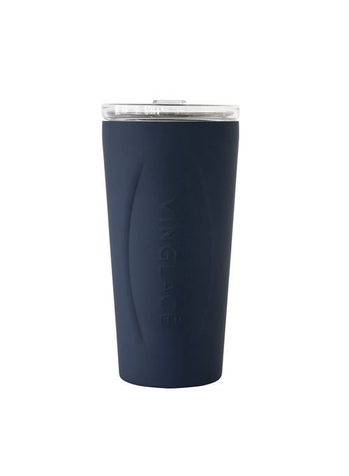 Navy Tumbler by Vinglace
