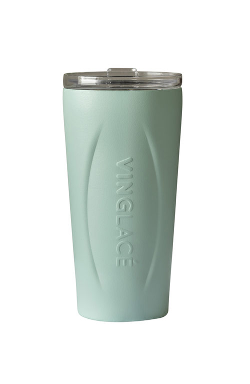 Sea Glass Tumbler by Vinglace