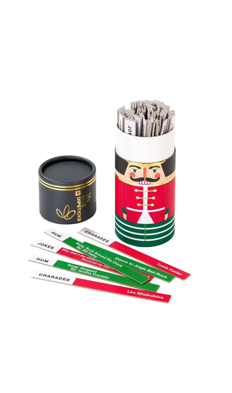 Christmas Themed Dipsticks