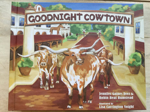 Goodnight Cowtown