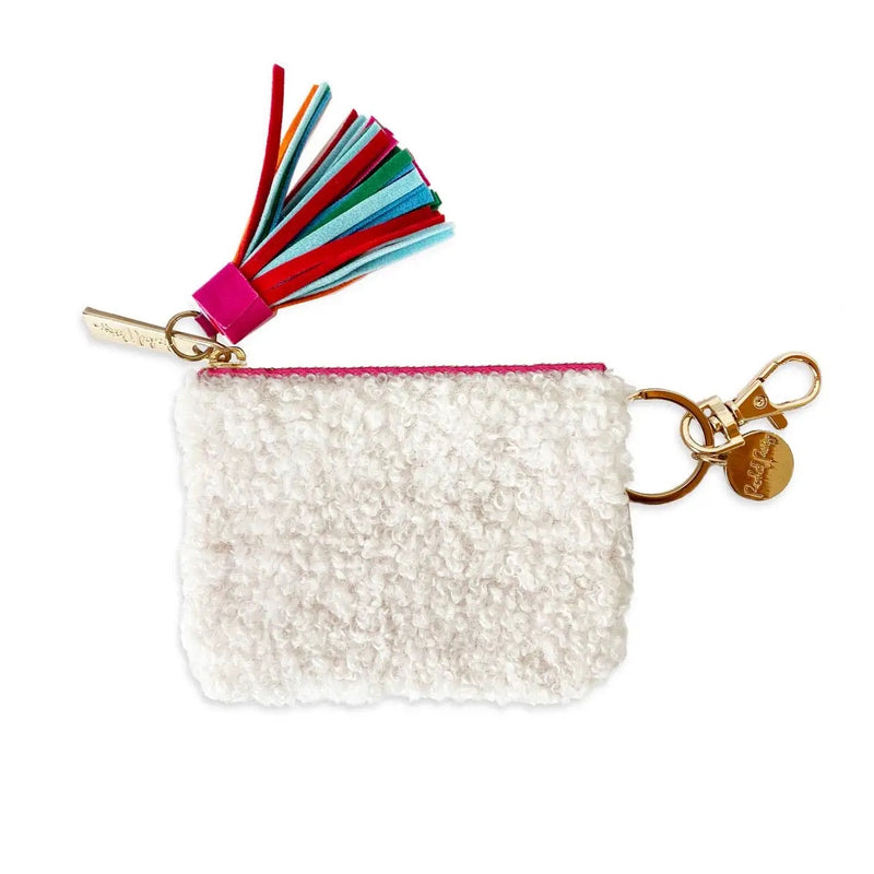 The Zip Keychain Wallet by Packed Party