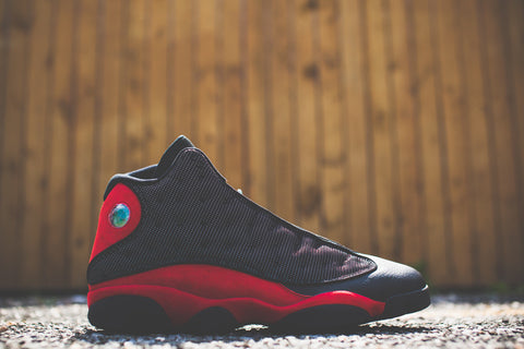 "AIR JORDAN RETRO 13 ""BRED"" 2004 309259 061"