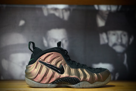 "NIKE FOAMPOSITE ""GYM GREEN"" 624041-302"