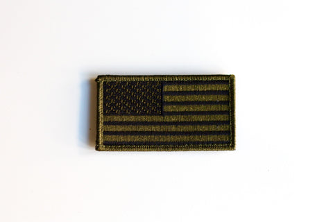 ROTHCO US FLAG PATCH WITH VELCRO HOOK BACK