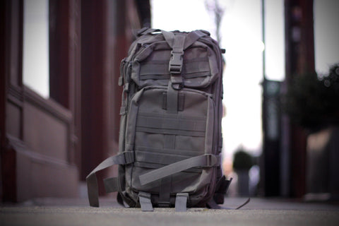 ROTHCO TACTICAL MEDIUM TRANSPORT BACKPACK GUNMETAL GREY
