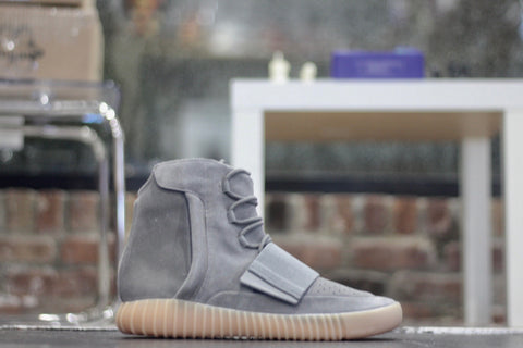 ADIDAS YEEZY BOOST 750 LIGHT GREY GUM bb1840