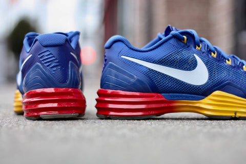 "NIKE LUNAR TR1 X MANNY PACQUIAO ""ROYAL SUNSET"" 540942-401"