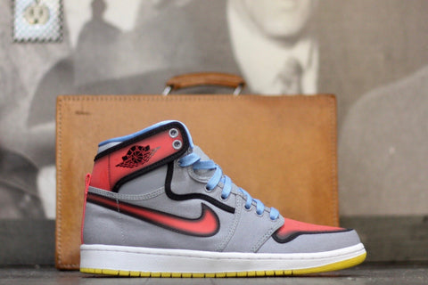 "AIR JORDAN RETRO 1 MID ""BARCELONA"" 539541-035"