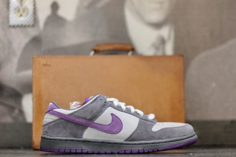 "NIKE DUNK LOW PREMIUM SB ""PURPLE PIGEON"" 304292 051"