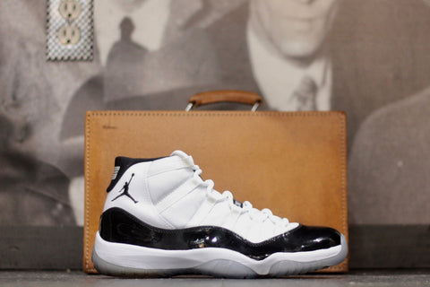 "AIR JORDAN RETRO 11 XI ""CONCORD"" 378037-107"