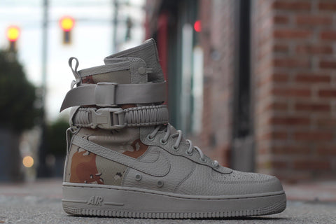 "NIKE AIR FORCE 1 SPECIAL FORCES ""CAMO""  864024-202"