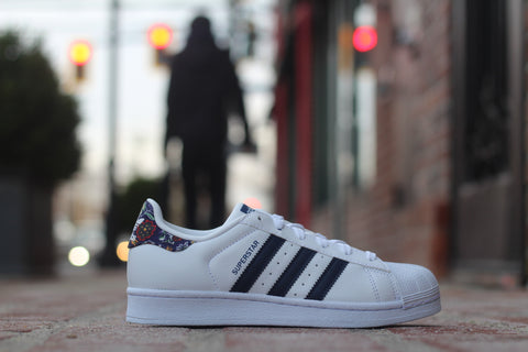 ADIDAS SUPERSTAR CASUAL X THE FARM COMPANY S80481