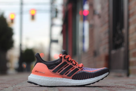 "ADIDAS ULTRA BOOST WOMENS ""SUNGLOW"" AQ5166"