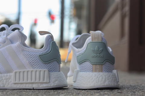 "ADIDAS NMD R1 W ""TACTICAL GREEN"" BY3033 WOMENS"