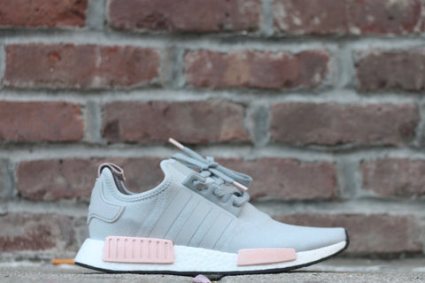 ADIDAS NMD WOMENS GREY / PINK BY3058