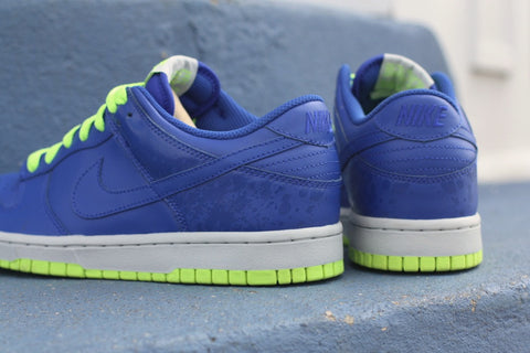 "NIKE DUNK LOW CL ""SPRITE"" 318020 441"