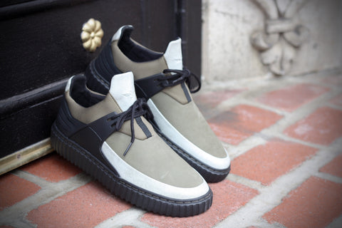 CREATIVE RECREATION - CASTUCCI - BLACK / OLIVE FOG