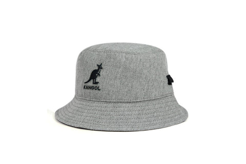 KANGOL	HOLE LINKS BLACK B015CY7AKQ