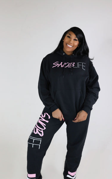 SNOB Merch : Snoblife Logo Jogger Set