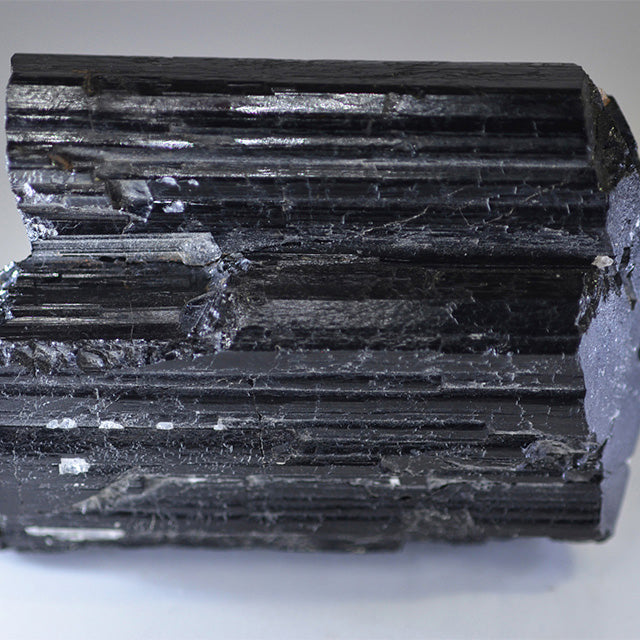 Black Tourmaline natural specimen