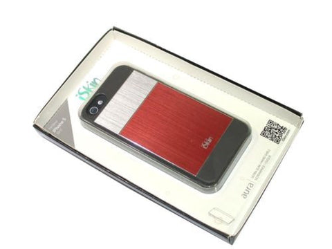 New iSkin Aura Orange Case for iPhone 5 ARIPH5-OE4 -FREE SHIPPING