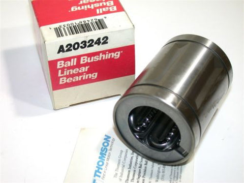 "UP TO 10 NEW THOMSON 1 1/4"" PRECISION BALL BUSHING BEARINGS A203242"