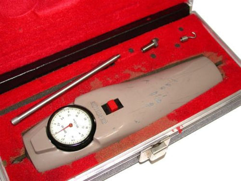 CHATILLON 30 x 2.5lbs. FORCE GAUGE DPP-30