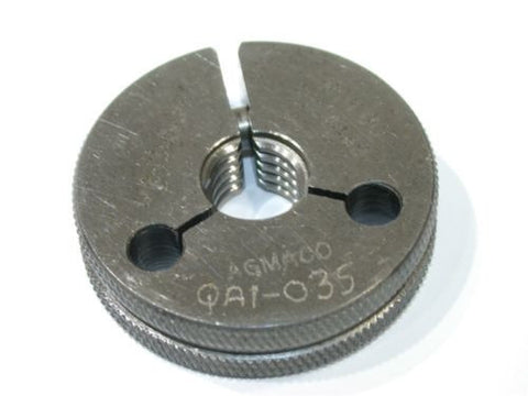 "AGMACO NO GO THREAD RING GAGE 1/2""-13-UNC-2A"