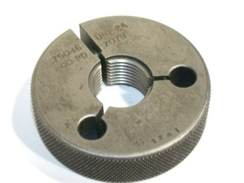 "PMC GO 3/4""-16 UNF-2A THREAD RING GAGE"